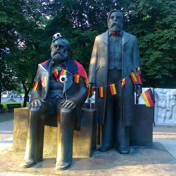 Karl und Friedrich