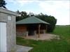 Unsere Mittagspausenhütte