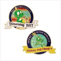 Signal Donnerstag Geocoin 2017