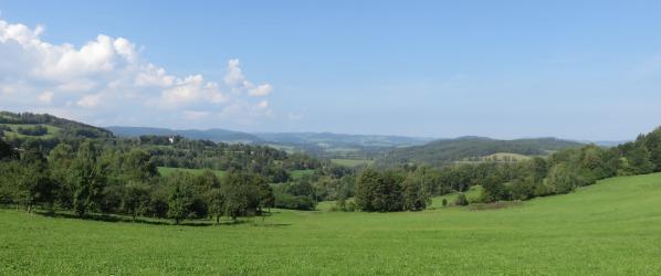 Podzimní panorama
