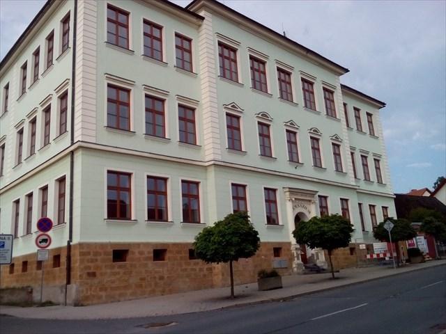a20a945243d GC7AG9Y Gymnazium Valasske Klobouky (Traditional Cache) in Zlínský ...