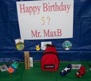 <b> Mr  MaxB s Special Day  Tour Group< b><br >The TB s are excited