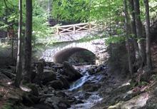 Most pod Bílou strží
