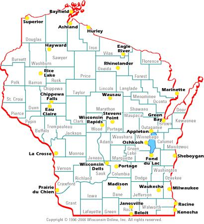 GC2P0QA WSQ Gleason (Traditional Cache) in Wisconsin ...
