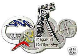 Geolympics-Coin