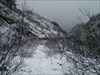 Lá em cima nevava... log image