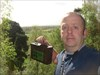 Self-portrait with the cache