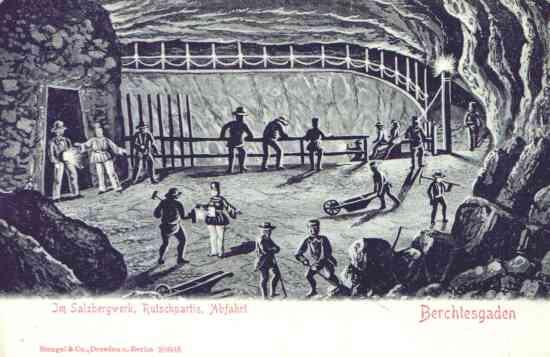 Salzbergwerk