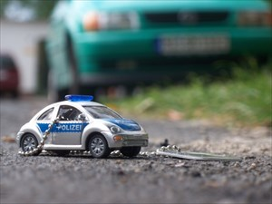 Travel Buggy II - The Police (TB1RDNG) ...