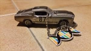 Mustang-87 Eleanor