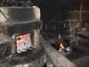 O forno e a lareira