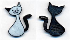 CacheCat Geogoin - Modern Cat