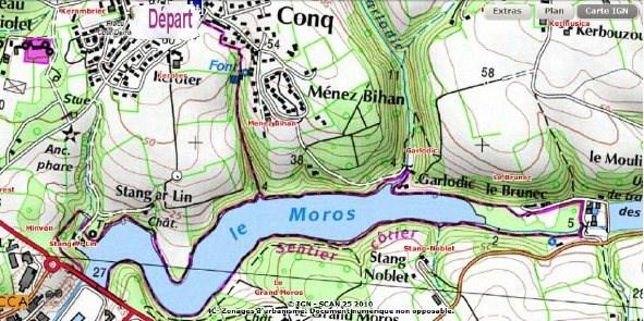 Gc3hggc le moros 7 le ch teau stang ar lin traditional - 6 route du bassin n 1 port de gennevilliers ...