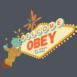 Obey 2013