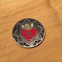merry Xmas coin