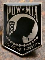 POW/MIA Geopin