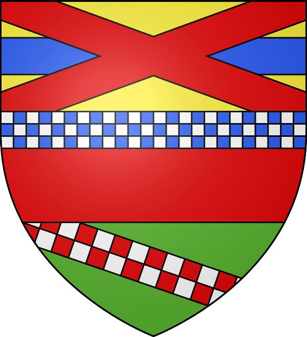 Blason de Villeneuve d Ascq
