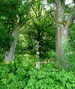 Křížek pod jasany
