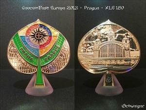 GeocoinFest Europe 2013 - Prague - XLE 150