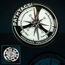 Pathtags Geocoin