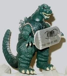 Godzilla: King of the Travel Bugs
