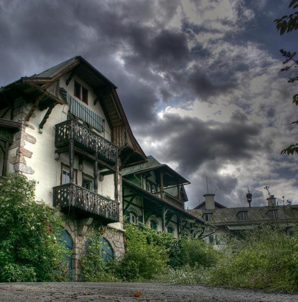 Lost Places Saarland Geocaching: GC2PZJH Cacherurlaub Im Hotel Geiger