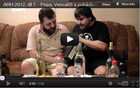 Videozpravodajství 3.6.2012 - klikem spustit