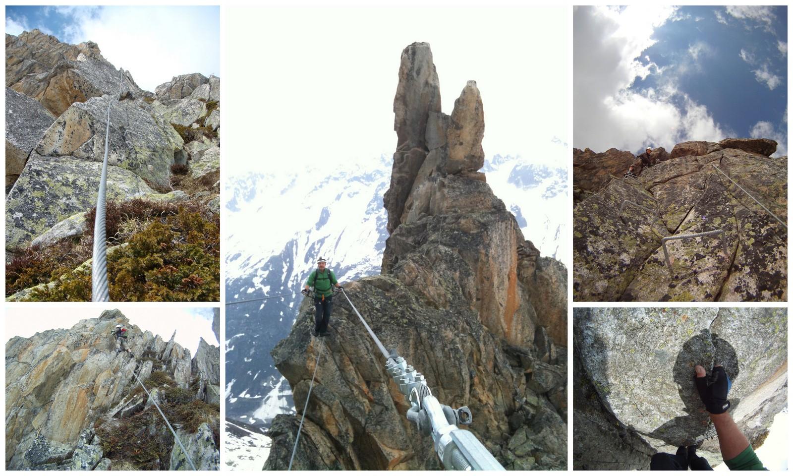 Klettersteig Krokodil : Gc meez klettersteig bergsee krokodil traditional cache in uri