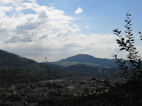 Blick Lorettoberg Schönberg