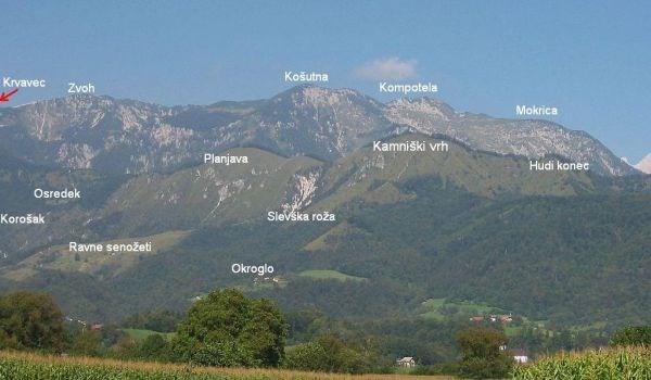 Kamniški vrh (pogled od daleč)