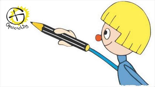 zaczarowany ołówek