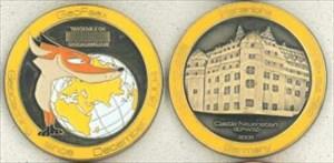 F-U-Z-Y's GeoFaex Coin