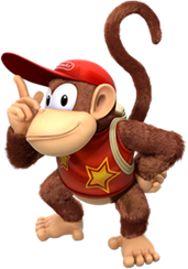 """Race"" Diddy Kong"