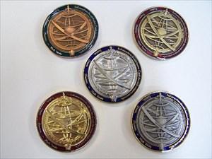 Compass Rose Geocoins