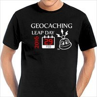 Leap Day 2016 T-Shirt 1