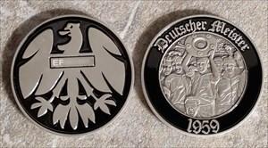 Eintracht Frankfurt Geocoin