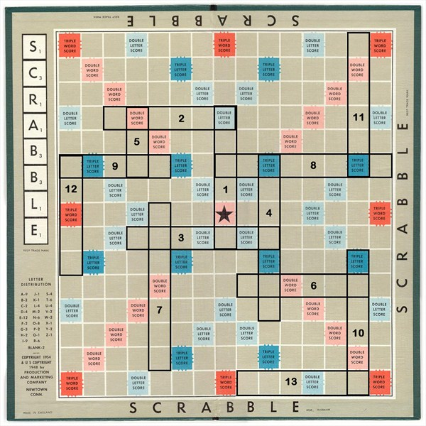 Juxtaposition Of Traditional And Contemporary Elements In Interior Design: GC4HVE0 Scrabble Theory #12
