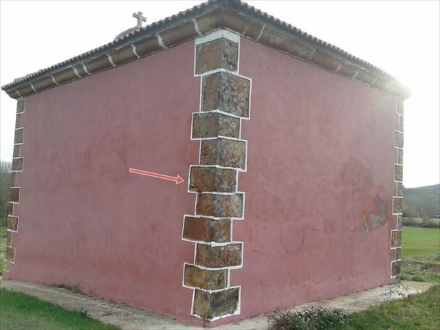 GC5HCXW Ermita de San Roque (Traditional Cache) in Castilla