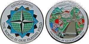 Coin Town Geocoin