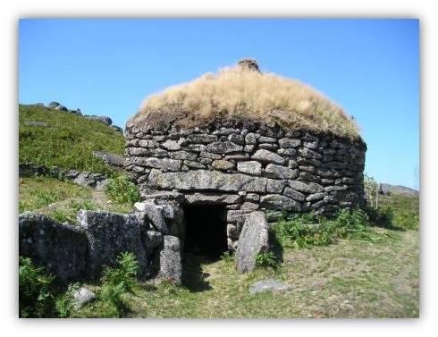 Cabana do Pastor, Serra Amarela (toda em pedra)