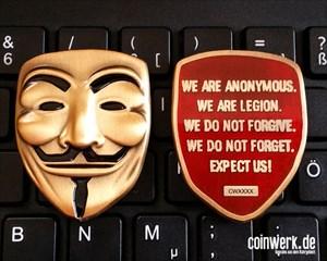 Anonymous Antik Gold Geocoin