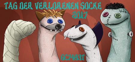 Tag der verlorenen Socke 2017
