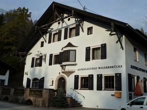 Gasthof Walderbrücke / Restaurant Walderbrücke