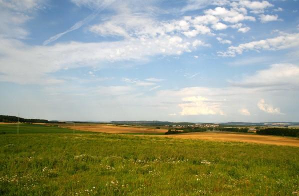 Krajina okolo středu