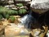 A pequena cascata