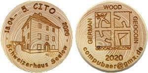 Woody zum 5. Jubiläums-CITO am Schweizerhaus Seelo