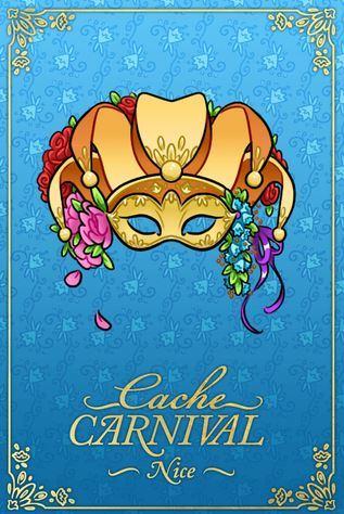 Cache Carnival Nice