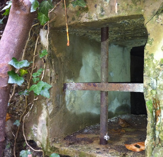 Lost Places Saarland Geocaching: GC3NQ9C Kleiner Lost Place (Traditional Cache) In Aargau