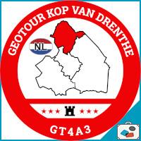 GeoTour: Kop Van Drenthe