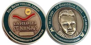 elias charity coin